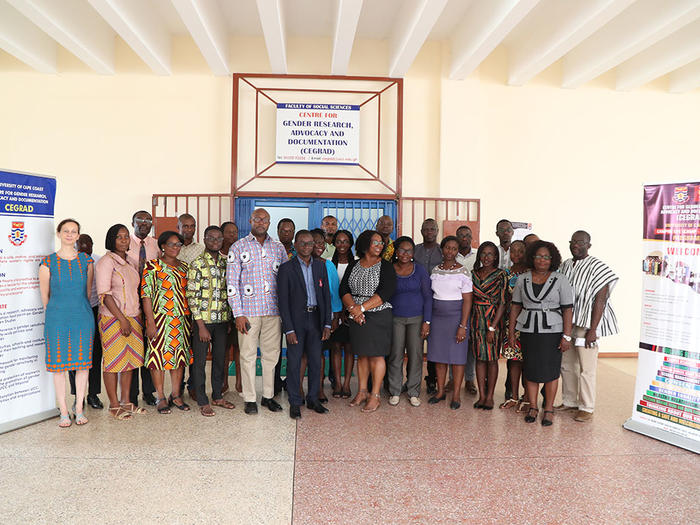 Participants of the workshop