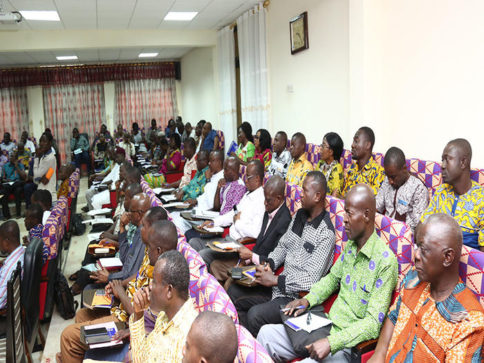 Institute of Education Trains Vice-Principals and Assessment Officers
